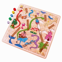 Snakes and Ladders, Fantasy